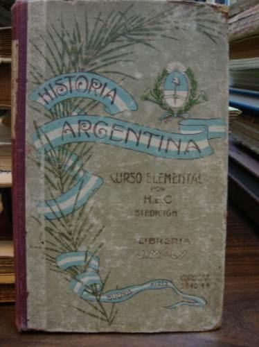 historia argentina. curso elemental