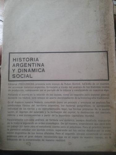 historia argentina social.