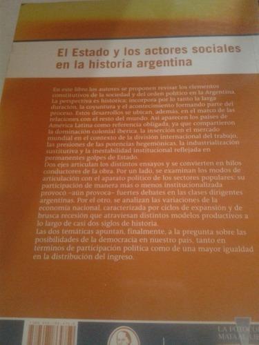 historia argentina. sociales