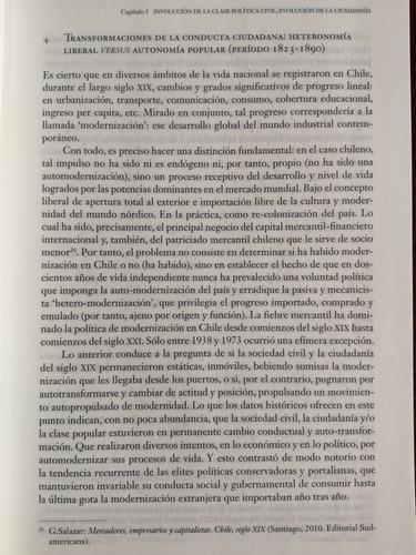 historia chile sociale chile.