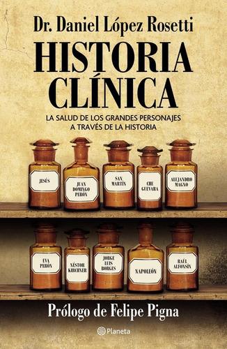 historia clínica / daniel lópez rosetti (envíos)