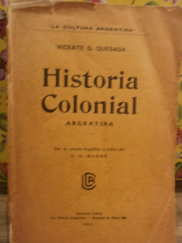historia colonial