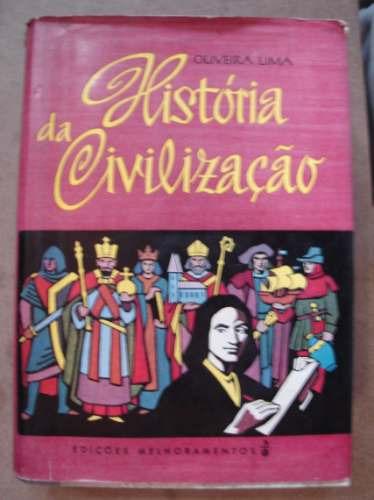 história da civilização oliveira lima j4
