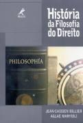 história da filosofia do direito - jean-cassier billier
