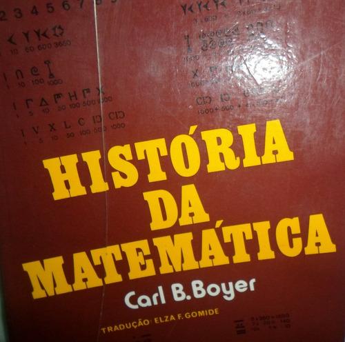 historia da matematica