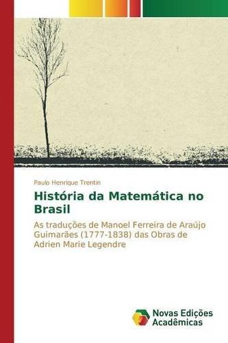 história da matemática no brasil; trentin paulo henrique