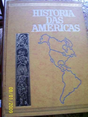 história das américas v. iii de douglas michalany editado pe