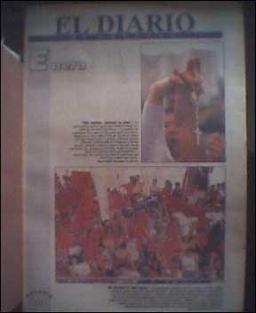 historia de 1991 el nacional - anuario de el diario vdh cth
