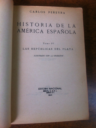 historia de america española tomo 4