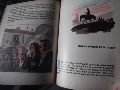 historia de caracas ilustrada rivero oramos / leon 1967