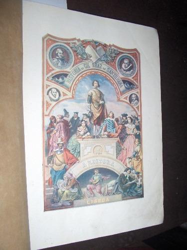 historia de gil braz de santilhana 1909 lesage ilustrado