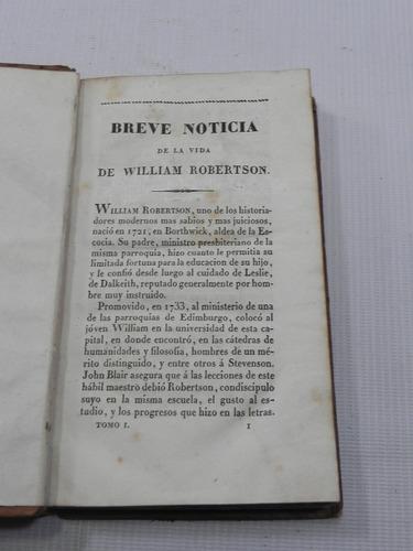 historia de la america. coleccion 3 tomos siglo 19