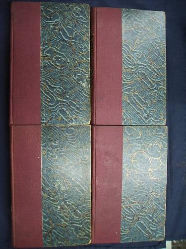 historia de la américa - robertson (4 tomos)