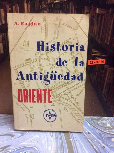 historia de la antigüedad. oriente. kajdan