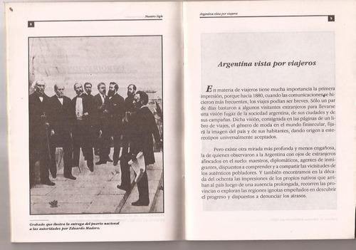 historia de la argentina 1880 1890 vista por viajeros