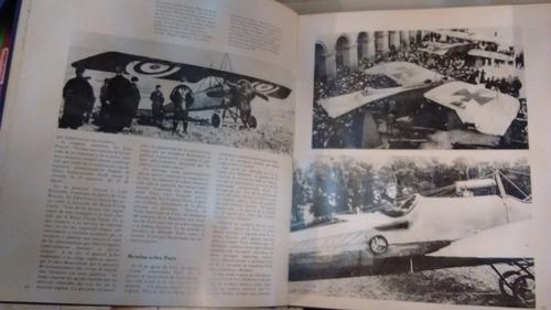 historia de la aviacion 4 tomos
