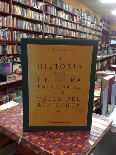 historia de la cultura empresarial en el valle del cauca.