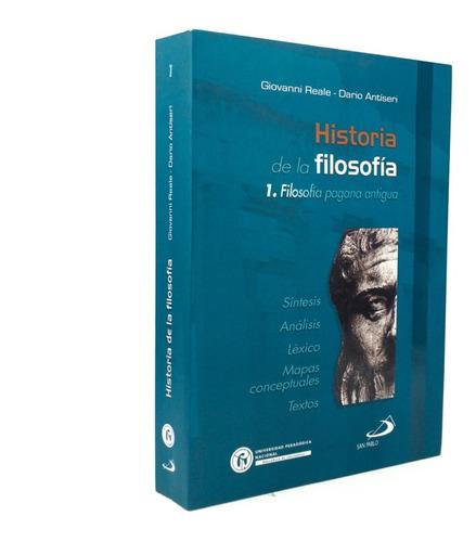 historia de la filosofia t1