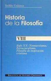 historia de la filosofía. viii: siglo xx: neomarxismos. estr