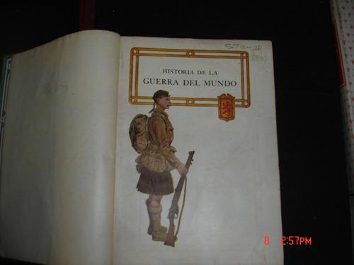 historia de la guerra del mundo - frank h. simonds- 1920