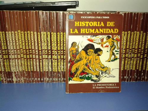 historia de la humanidad coleccion completa