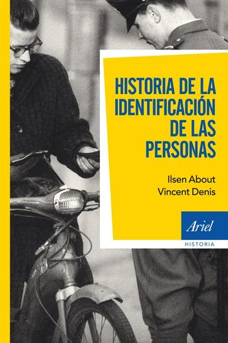 historia de la identificación de la personas, about, ariel