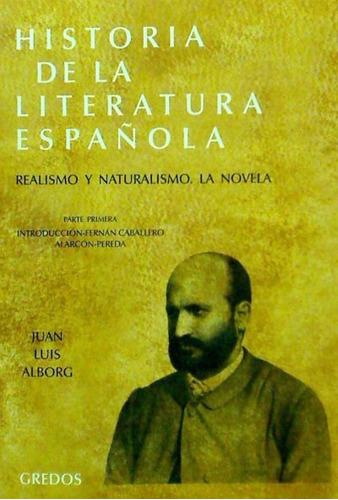 historia de la literatura española: volumen v. parte 1º(libr