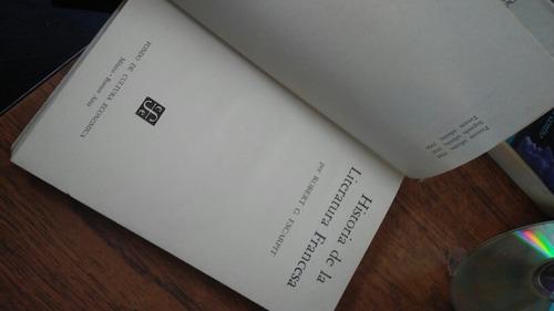historia de la literatura francesa. r.g. escarpit