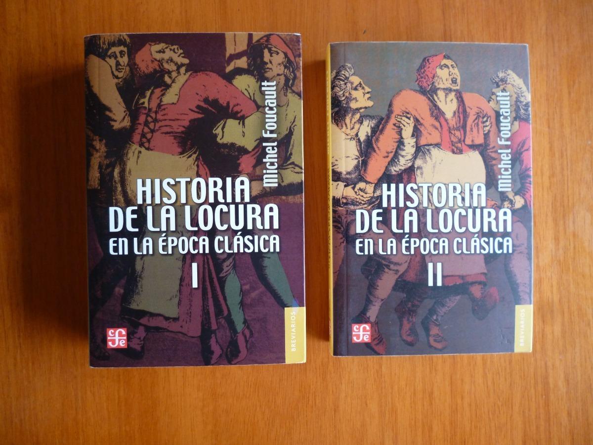 historia de la locura en la época clásica 2 tomos - foucault. Cargando zoom.