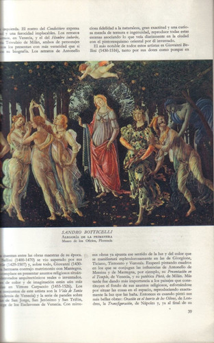 historia de la pintura desde bizancio a picasso / d´espezel