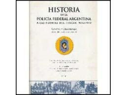 historia de la policía federal argentina