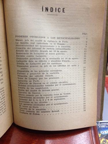 historia de la revolución feancesa. m.a. thiers.
