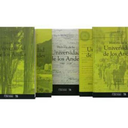 historia de la universidad de los andes. (colección de lujo