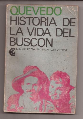 historia de la vida del buscon quevedo
