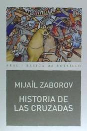 historia de las cruzadas(libro historia de la edad media y m