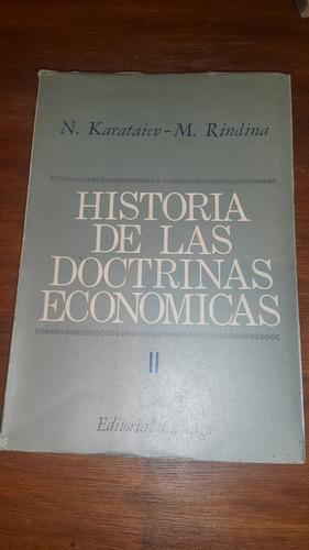 historia de las doctrinas económicas - karataev, ryndina