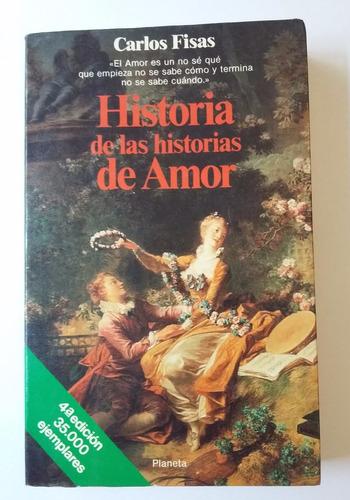 historia de las historias de amor, carlos fisas.