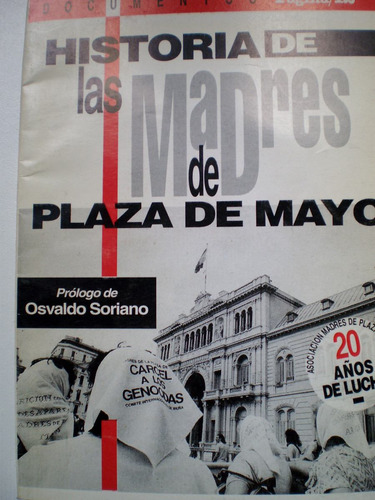 historia de las madres de plaza de mayo