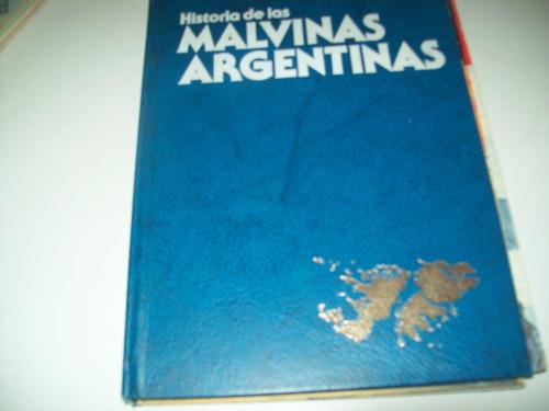 historia de las malvinas argentinas 15 fascículos gam ed