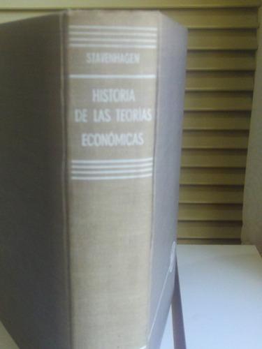 historia de las teorias economicas