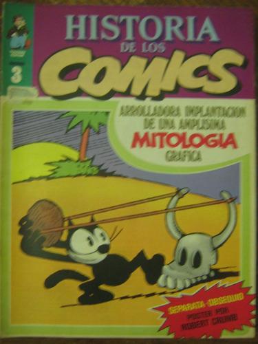 historia de los comics, fasc 3, la forma americana de comics