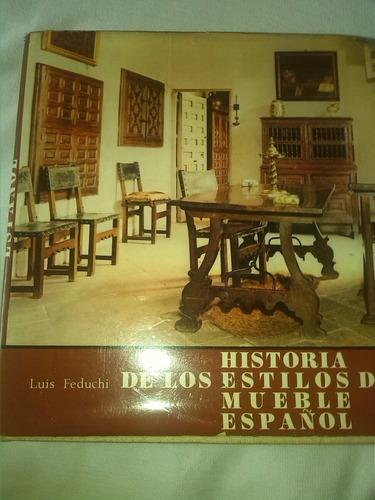 Exceptional Historia De Los Estilos Del Mueble Español