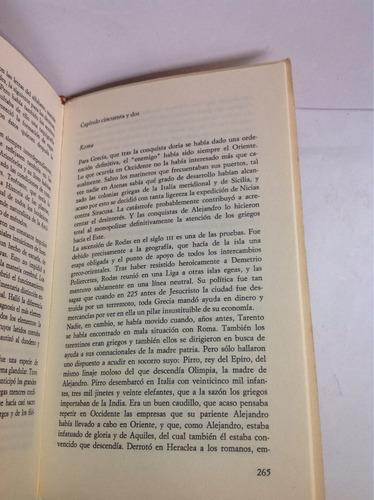 historia de los griegos. indro montanelli
