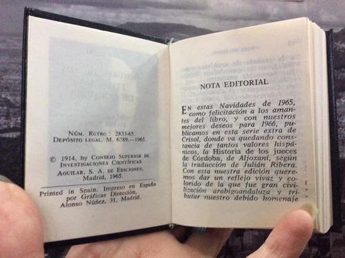 historia de los jueces de córdoba - aljosami - crisolin -