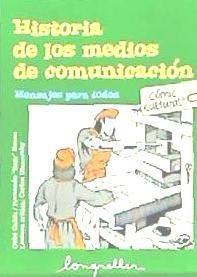 historia de los medios de(libro )