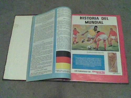 historia de los mundiales (suplemento deporte color)