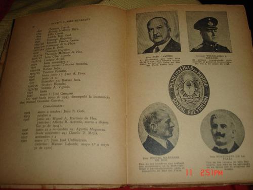historia de mar del plata - 1945 - s.suarez- primera edicion