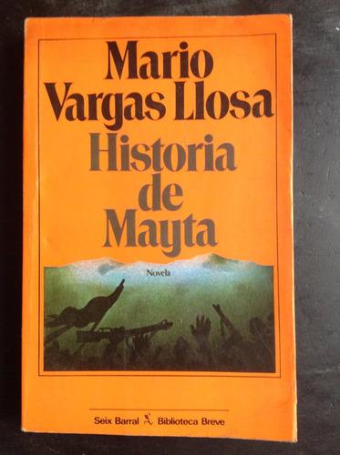historia de mayta - mario vargas llosa - seix barral