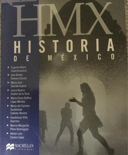 historia de méxico, eugenia meyer