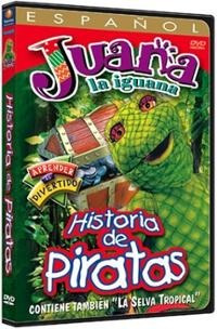 historia de piratas - juana la iguana